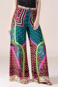 Colorful Palazzo Pants Images