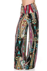 Images of Colorful Palazzo Pants