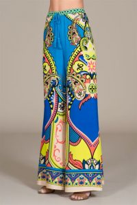 Images of Tribal Palazzo Pants