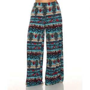 Tribal Palazzo Pants Photos