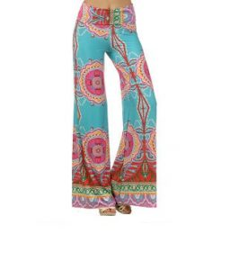 Tribal Palazzo Pants Pictures